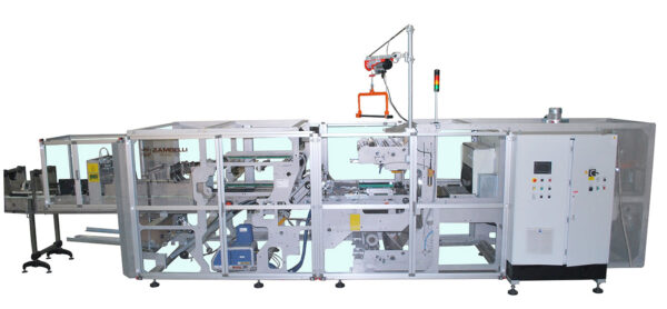 maquinaria de packaging